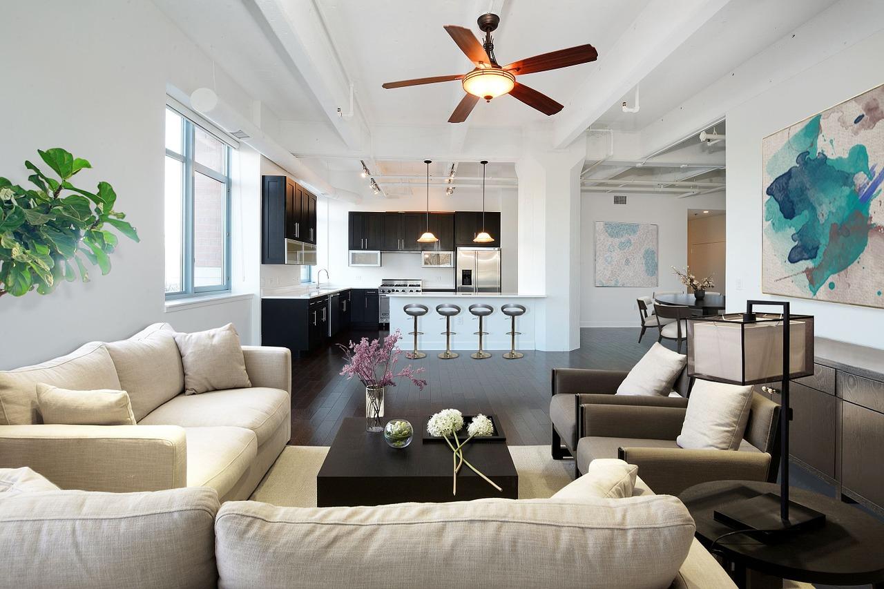 Les meubles entrent-ils en ligne de compte pour décorer une pièce ?